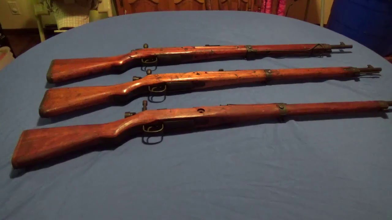 Type 99 Arisaka Rifle: Introduction and What to Look for When Buying