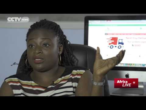Nigeria's: Entrepreneur Makes It Easy For Buyers To Shop In Congested Markets