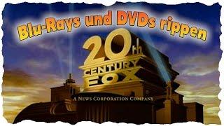 Kostenlos Blu-Rays und DVDs rippen mit MakeMKV [DE | HD+]
