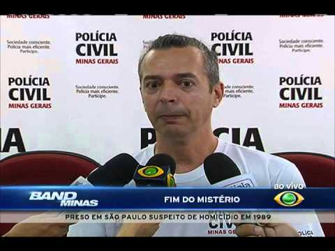 Jornal Band Minas 14/04/2016 - PRIMEIRO BLOCO