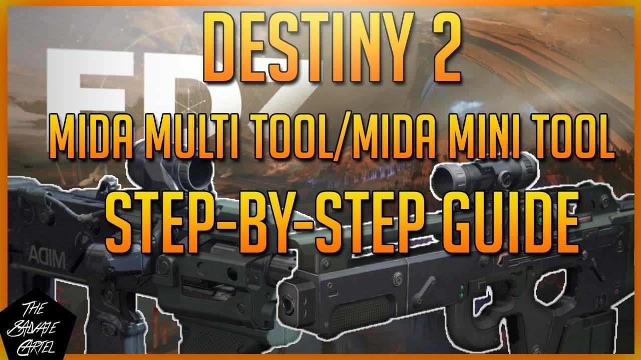 mida multi tool guide