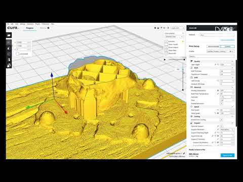 Fotogrametría e impresión 3D de una aldaba antigua