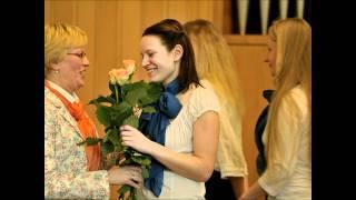 Kokles.Diploma koncerteksāmens ansambļa spēlē. Sanita Sprūža.18.05.2012. JVLMA.