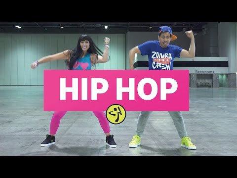 THE BIG BANG BOUNCE - HIP HOP - ZUMBA 'TURNUP - Learn This Choreography