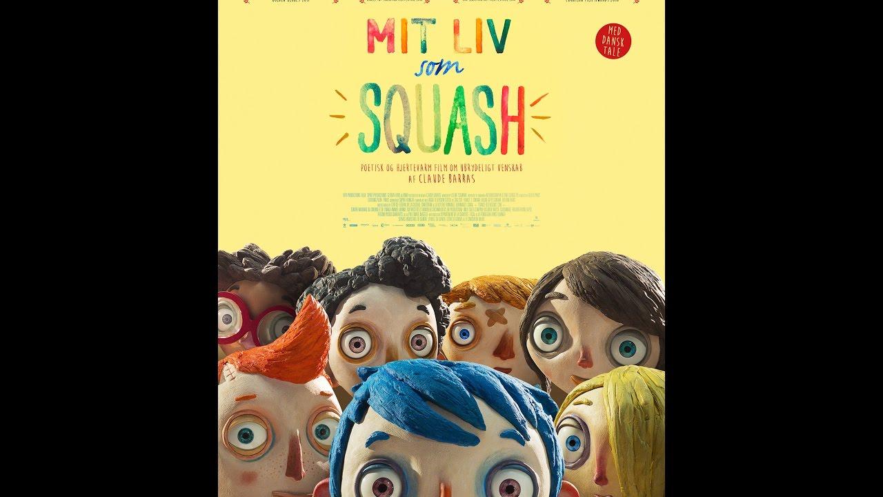 MIT LIV SOM SQUASH - Biografpremiere 9. februar
