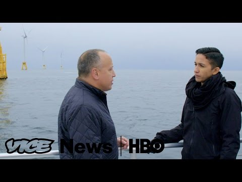 America's First Offshore Wind Farm Just Started Producing Energy (HBO)