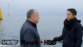 America's First Offshore Wind Farm Just Started Producing Energy  VICE News Tonight on HBO