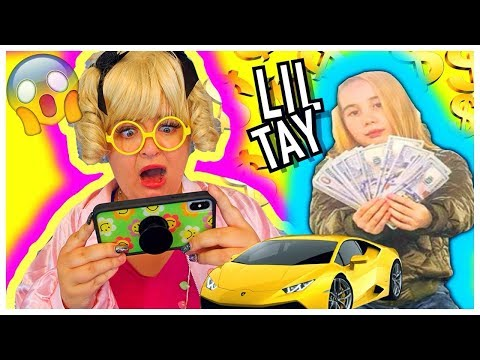 KIDS REACT TO LIL TAY!! *CRINGEY*