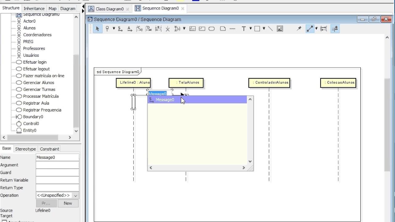 Engenharia de software i diagrama de sequencia youtube engenharia de software i diagrama de sequencia ccuart Gallery