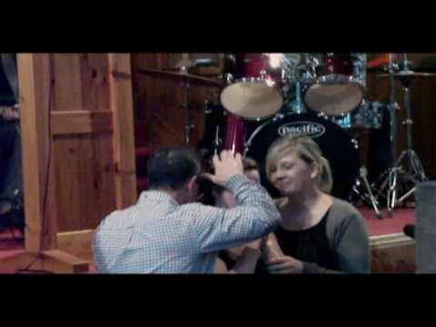 Jen's Baptism