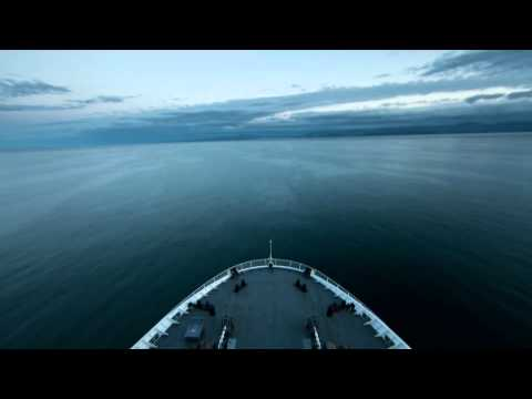 Heysham to Isle Of Man - Manx Independent Carriers Time-Lapse