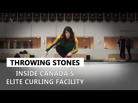 Throwing Stones - Inside Canada's Elite Curling Facility