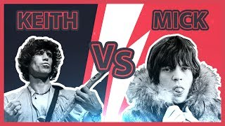 Gute Vibes, schlechte Vibes: Keith Richards & Mick Jagger I uDiscover Music thumbnail