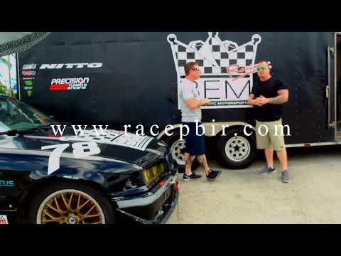 DOIN' IT BUBBA STYLE: The BEM Team Palm Beach International Raceway Bound