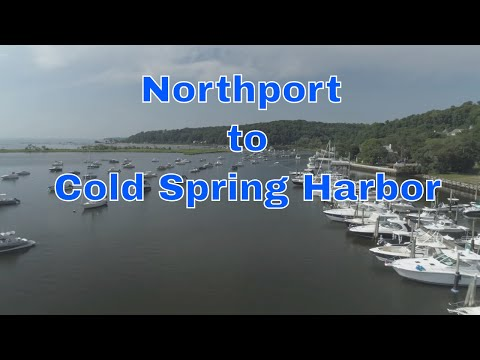 Northport to Cold Spring Harbor