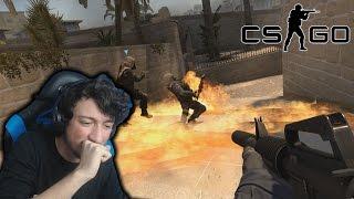 BAN YEDİ!! - CS:GO Rekabetçi