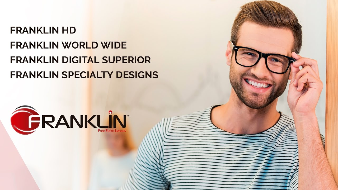 Lentes Progresivos Digitales FreeForm Franklin  ESP  - YouTube 12abf3acb4
