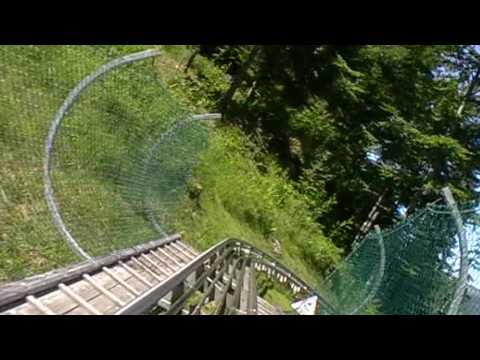 Alpseecoaster - Längste Sommerrodelbahn In Deutschland