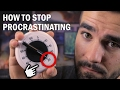How to Stop Procrastinating: The Pomodoro Technique