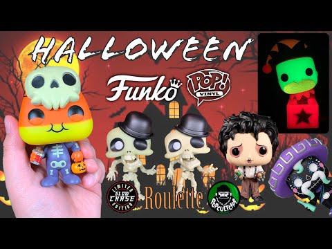 Epic Halloween Funko