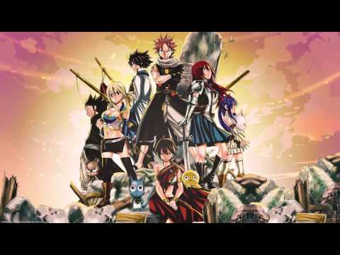 Fairy tail opening 18- Break out