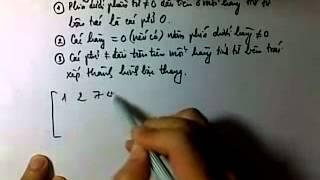 DSTT 5  Ma Tran Bac Thang   part 1