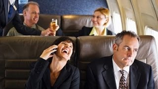 Should Cell Phones be Allowed on Airplanes?