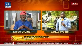 Kaduna LG Poll: Channelstv Correspondent Explains Hitches Experienced With Voting Machines