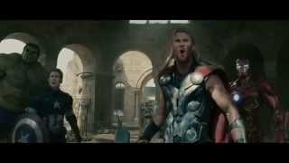 Avengers Age of Ultron - Holding out for a hero [HD]