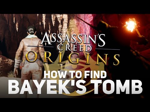 Assassin's Creed Origins – How to Find Bayek's Tomb