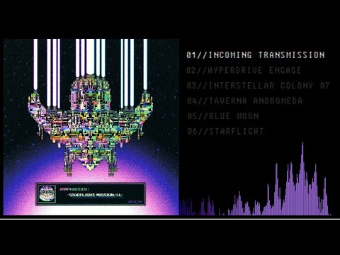 Starflight - Mission 01 [Full Album]