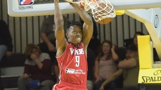HIGH-FLYER Jaron Johnson's 2015-16 Season Highlights!