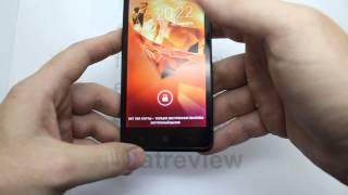 Lenovo P780 обзор(Краткий видео обзор
