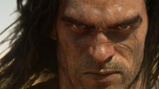 CONAN EXILES Кинематографичный трейлер PS4 XBOX ONE PC Conan The Barbarian Video Game