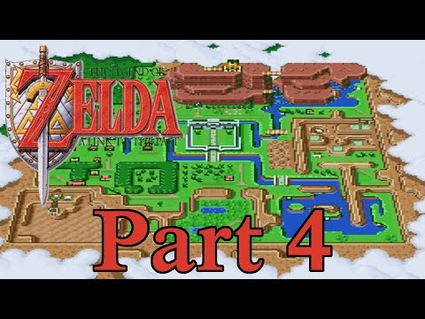 Zelda: A Link to the Past 100% Walkthrough 4/29 - Book of Mudora (Commentary)