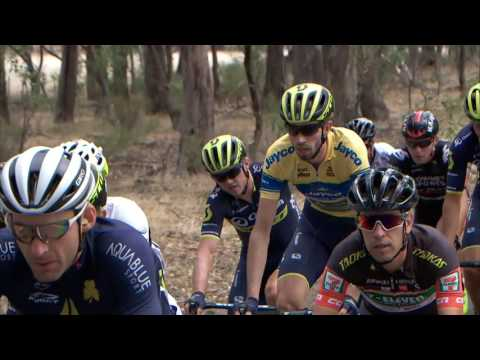 2017 Jayco Herald Sun Tour Stage 3 highlights