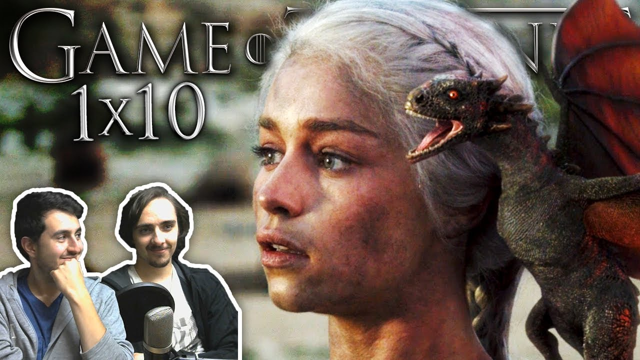 Game Of Thrones Season 1 Episode 10 Reaction Fire And Blood