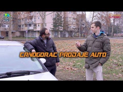 DNEVNJAK i Polovni automobili - Crnogorac prodaje auto