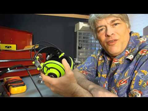 AKG Quincy Jones Q701 Headphone Review
