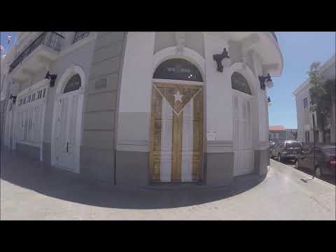 A Walk Around Downtown Ponce, Puerto Rico