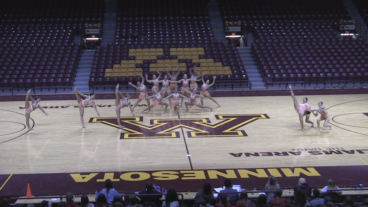 Minnesota state mankato - Minnesota State University Mankato Dance Team Jazz 2016
