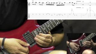 Pantera - Domination - Solo - Metal Guitar Lesson