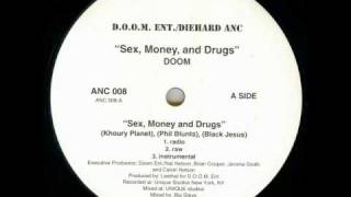 D.O.O.M. Entertainment - G-Notes / Sex, Money And Drugs