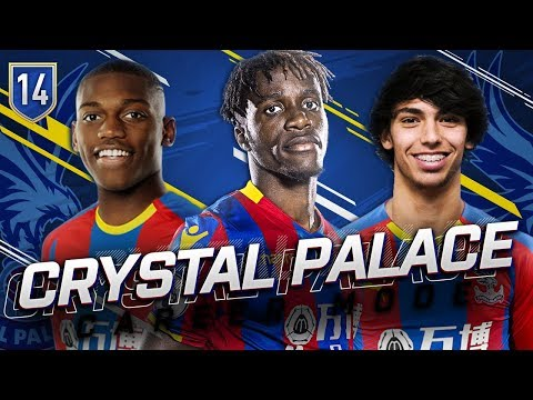 FIFA 19 CRYSTAL PALACE CAREER MODE #14 - A WILD BRAZILIAN MAGICIAN APPEARS!!! thumbnail