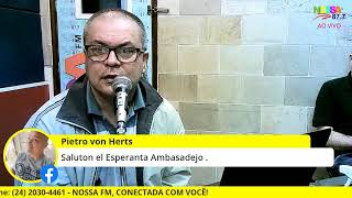 LIGADO NO ESPERANTO! 01/08/2021