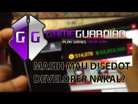 Cara Menggunakan GGuardian (Game Guardian) Supaya Unlimited Money Di Game (Xiaomi Mi5 PRO)