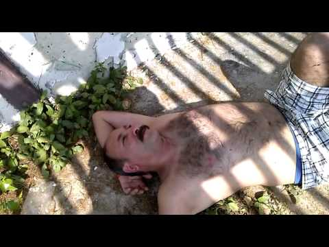 +18 Funny drunk turkish man