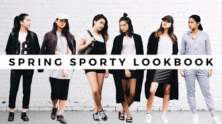 Spring Sporty Lookbook 2015 ft. IAMKARENO