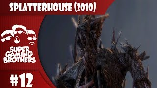 SGB Play: Splatterhouse (2010) - Part 12 | The Wicker Man With No Nick Cage
