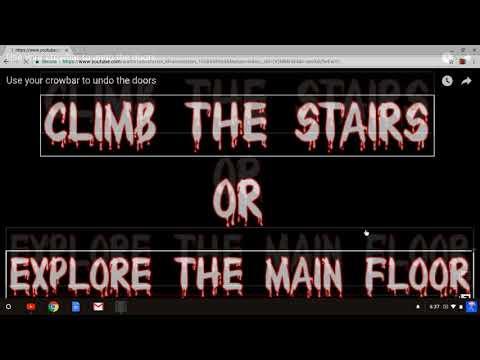 Horror Story Reactions #1- Stillshore Cottage Interactive Story